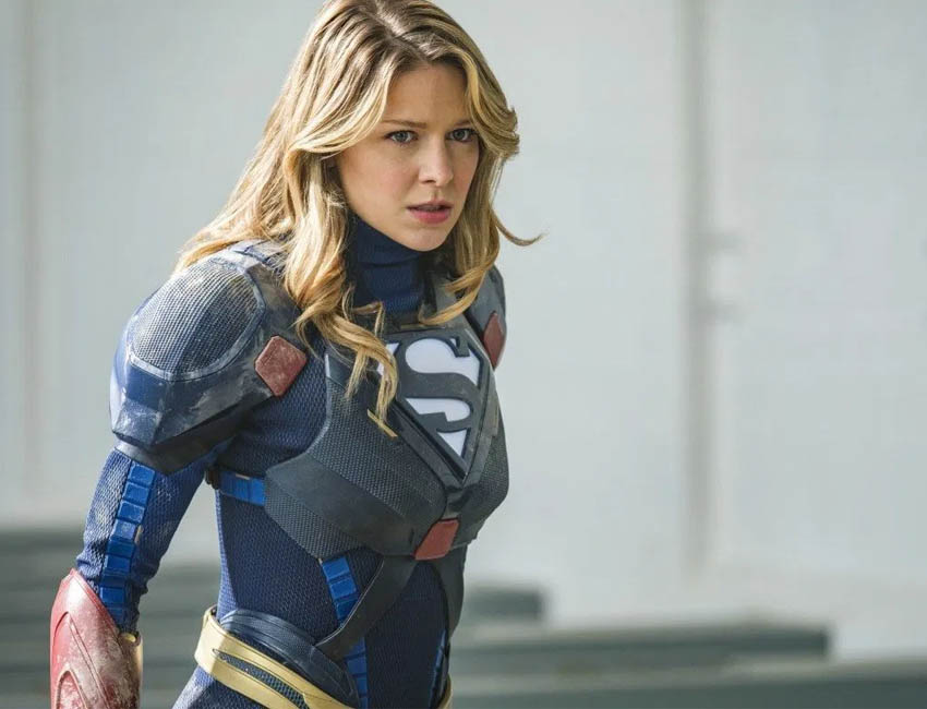 supergirl new suit in new season